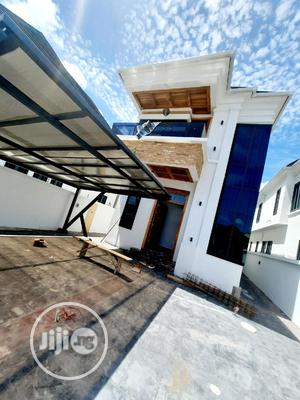 Newly Built Luxury 5 Bedroom Fully Detached Duplex With Bq For Sale | Houses & Apartments For Sale for sale in Lagos State, Lekki