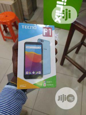 New Tecno F1 8 GB Black | Mobile Phones for sale in Lagos State, Ikeja