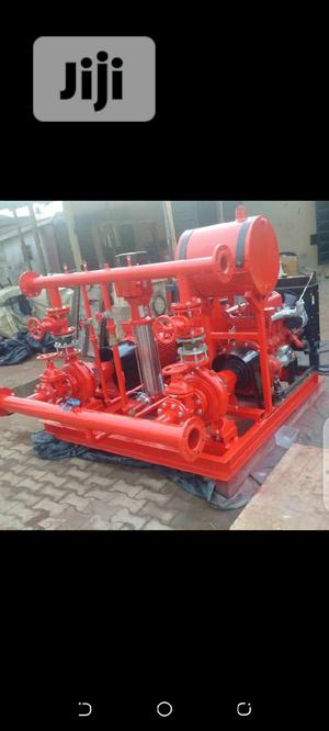 Fire Hydrant Pump | Repair Services for sale in Lagos State, Ojota