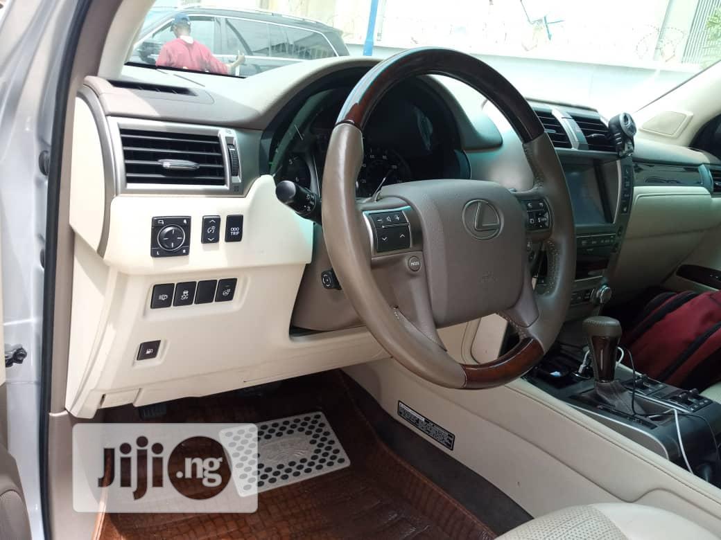 Lexus GX 2015 Silver | Cars for sale in Ikeja, Lagos State, Nigeria