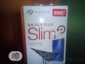 External Hard Drive 500gb Seagate   Computer Hardware for sale in Lagos State, Lekki