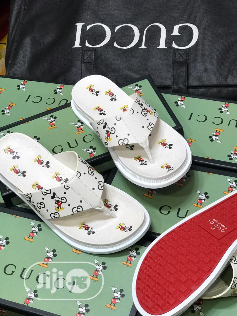 Quality Italian Gucci Palm   Shoes for sale in Surulere, Lagos State, Nigeria