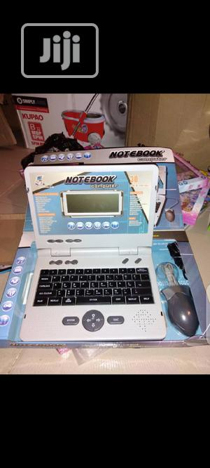 Children Educational Learning Machine Notebook Computer | Toys for sale in Lagos State, Lagos Island (Eko)