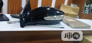 Hyundai Sonata 2012 Side Mirror Black Color | Vehicle Parts & Accessories for sale in Lagos State, Isolo