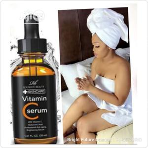 Roushun Skin Care Vitamin C Reparing Body Serum(30ml) | Vitamins & Supplements for sale in Lagos State, Ojo