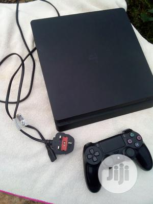 Black Ps4 Slim Console,Tested And Trusted | Video Game Consoles for sale in Edo State, Egor