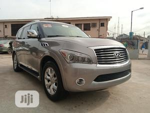Infiniti QX 2011 Brown   Cars for sale in Lagos State, Ojota