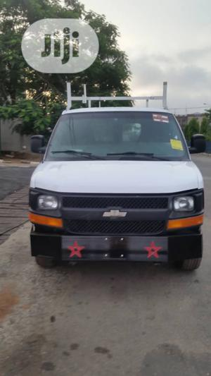 Chevrolet Express 2006 Cargo Van G3500 White   Buses & Microbuses for sale in Lagos State, Ipaja