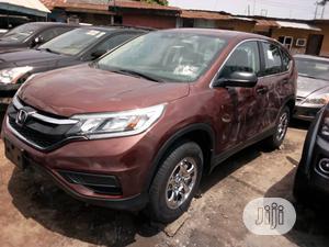 Honda CR-V 2015 Brown | Cars for sale in Lagos State, Apapa
