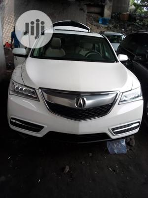 Acura MDX 2014 White | Cars for sale in Lagos State, Apapa