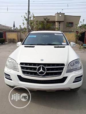 Mercedes-Benz M Class 2011 White   Cars for sale in Lagos State, Amuwo-Odofin