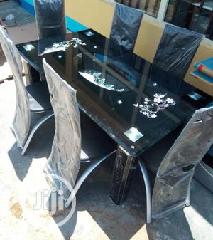 Quality Glass Dinning Table | Furniture for sale in Lagos State, Ikeja