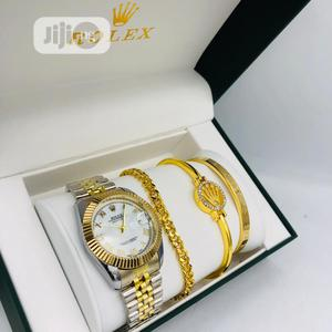 Premium Quality Imported Classic Rolex Watch With Bracelets   Watches for sale in Lagos State, Lekki