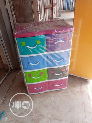 New Baby Cabinet (Plastic) | Children's Furniture for sale in Abuja (FCT) State, Karu