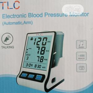 TLC Electronic Blood Pressure Monitor ( Automatic, Arm)   Medical Supplies & Equipment for sale in Lagos State, Lagos Island (Eko)