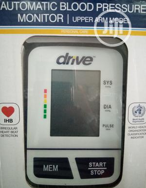 Drive Automatic Blood Pressure Monitor/ Upper Arm Model   Medical Supplies & Equipment for sale in Lagos State, Lagos Island (Eko)