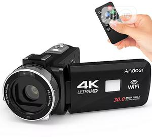 4k Ultra Camcoder With Wifi | Photo & Video Cameras for sale in Lagos State, Ikeja