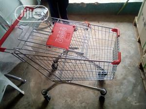 Super Market Trolley Size 60 | Restaurant & Catering Equipment for sale in Lagos State, Ojo