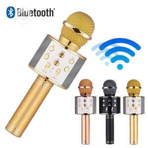 Bluetooth Wireless Karaoke Home KTV Player Microphone   Audio & Music Equipment for sale in Lagos State, Lekki