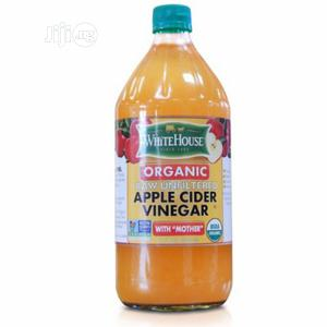 Whitehouse Organic Apple Cider Vinegar With Mother   Vitamins & Supplements for sale in Lagos State, Oshodi