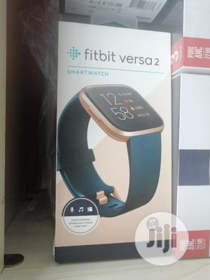 Fitbit Versa 2 Smart Watch | Smart Watches & Trackers for sale in Lagos State, Ikeja