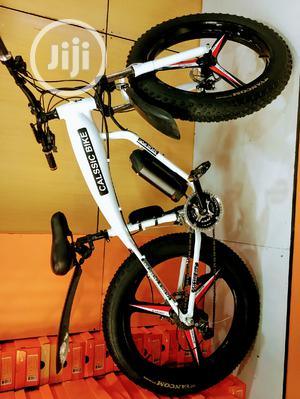American Premium Electric/Manual Mountain Top Hummer Bicycle   Sports Equipment for sale in Ogun State, Abeokuta North