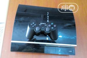 Sony Playstation 3 Console With One Pad And Downloaded Games | Video Game Consoles for sale in Lagos State, Ipaja
