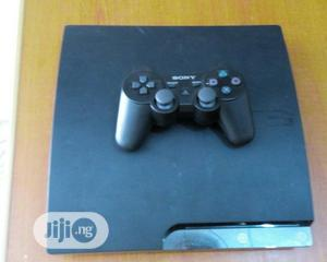 Sony Playstation 3 Console (Slim)With One Pad And Games Insi | Video Game Consoles for sale in Lagos State, Ipaja
