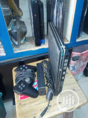 Sony Playstation 2(Slim) With One Pad and 15 Games Inside | Video Game Consoles for sale in Lagos State, Ajah
