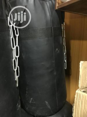 Premium Quality Leather Punching Bag | Sports Equipment for sale in Lagos State, Shomolu