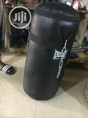 American Premium Quality Leather Punching Bag | Sports Equipment for sale in Lagos State, Orile