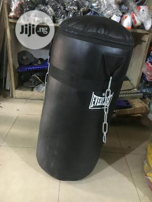 Punching Bag(Leather) At Wholesale Price | Sports Equipment for sale in Lagos State, Orile