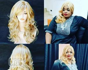 Long Gold Blonde Wig | Hair Beauty for sale in Lagos State, Surulere