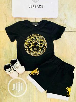 Designer Shirt And Shorts | Children's Clothing for sale in Lagos State, Lagos Island (Eko)
