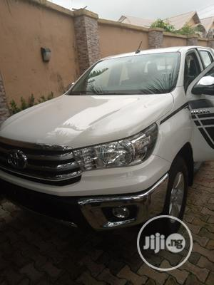 New Toyota Hilux 2019 White | Cars for sale in Anambra State, Awka