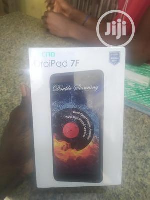 New Tecno DroiPad 7E 16 GB Black | Tablets for sale in Lagos State, Apapa