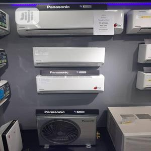 Panasonic 1hp Split Unit Air Conditioner R32 Gas   Home Appliances for sale in Lagos State, Ikeja