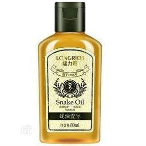 Longrich Snake Oil 100% Pure(Remedies Joints & Scarred Skin) | Skin Care for sale in Lagos State, Alimosho