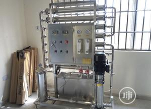 RO Water Treatment and Purification Machine   Manufacturing Equipment for sale in Lagos State, Ojo