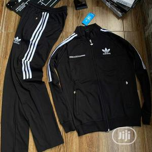 Quality Turkey Adidas Track Suit | Clothing for sale in Lagos State, Surulere