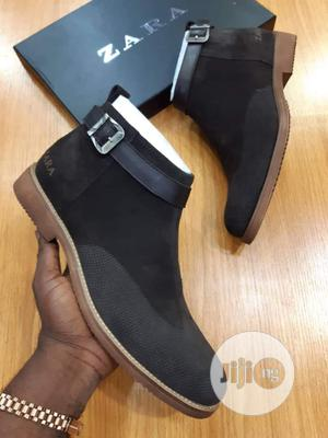 Quality Italian Zara High Top Loafers   Shoes for sale in Lagos State, Surulere