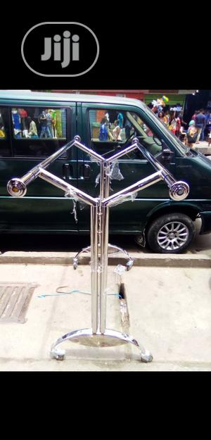 Stainless Steel Y Shape Clothes Racks | Store Equipment for sale in Lagos State, Lagos Island (Eko)