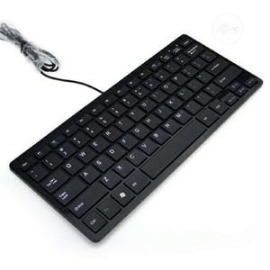 Qlt Wired Keyboard Mini | Computer Accessories  for sale in Lagos State, Ikeja