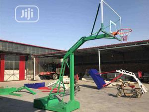 Olympic Basketball Stand   Sports Equipment for sale in Lagos State, Lekki