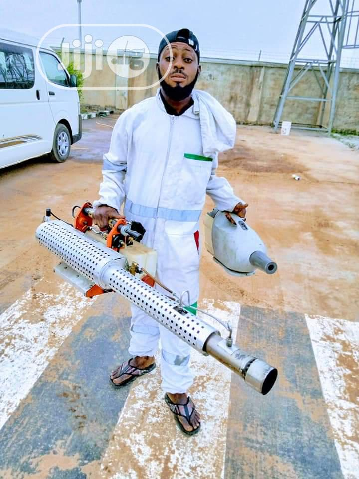 Intensive Disinfection and Fog Fumigations Services | Cleaning Services for sale in Warri, Delta State, Nigeria