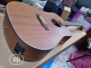 Semi Acoustic Guitar   Musical Instruments & Gear for sale in Lagos State, Ikotun/Igando
