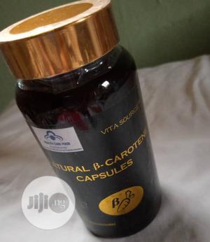 Natural B Carotene Capsules for Anti Aging and Ferti   Vitamins & Supplements for sale in Ogun State, Ijebu Ode
