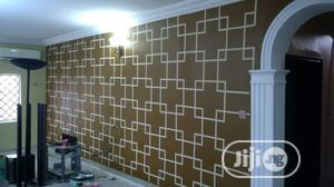 House Painting and Wallpaper Installation   Building & Trades Services for sale in Imo State, Owerri