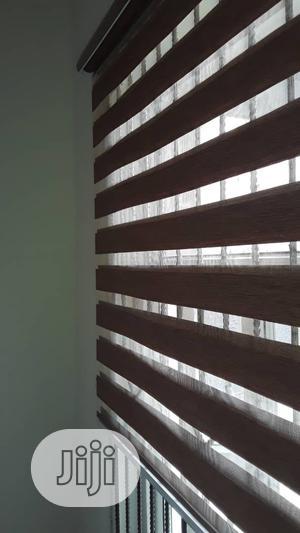 Windowblinds/Wallpaper/3D Wallpanel/Suspended Ceiling/Wooden Floor   Home Accessories for sale in Lagos State, Ikorodu