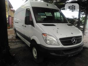 Mercedes-benz Sprinter 2011 White | Buses & Microbuses for sale in Lagos State, Surulere